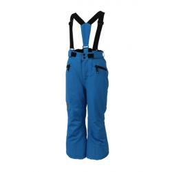 Dětské lyžařské kalhoty COLOR KIDS-Sangli padded ski pants-1101-Blue Aster