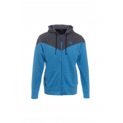 Pánská mikina s kapucí SAM73-Mens Sweatshirt-MM 718-220-bright blue