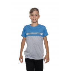 Chlapecké tričko s krátkým rukávem SAM73-Boys T-shirt short sleeves-BT 529-220-bright blue