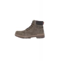 Pánska zimná obuv stredná SAM73-Mens shoes (ankle)-MBTP189116SM-116SM-gray