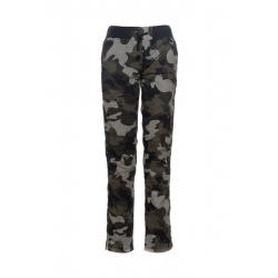 Dámske nohavice SAM73-Womens pants-WK 751-385-army