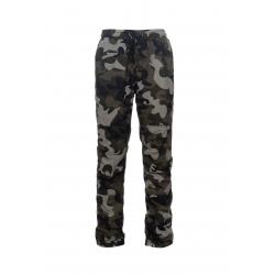 Pánske nohavice SAM73-Mens pants-MK 721-385-army