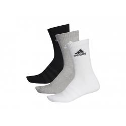 Ponožky ADIDAS-CUSH CRW 3PP MGREYH/MGREYH/BLACK