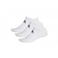 Ponožky ADIDAS-LIGHT LOW 3PP WHITE/WHITE/WHITE