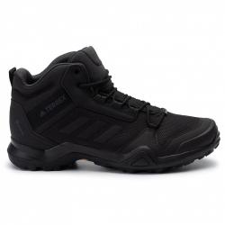 Pánska turistická obuv stredná ADIDAS-Terrex AX3 MID GTX cblack /cblack/carbon