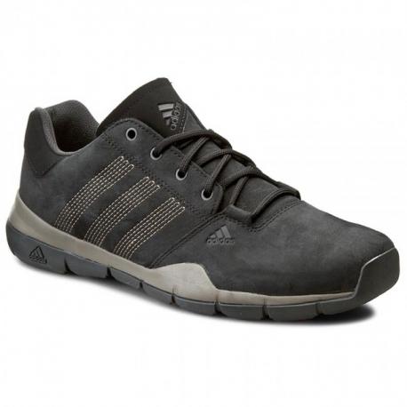 Pánska turistická obuv nízka ADIDAS-Anzit DLX cblack/simbrown/simbrown