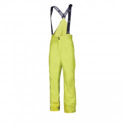 Pánske lyžiarske nohavice BLIZZARD-Mens Ski Pants Ischgl, neon yellow