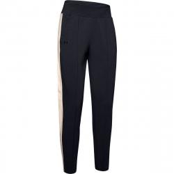 Dámske teplákové nohavice UNDER ARMOUR-FAVORITE LOOSE TAPERED PANT-BLK