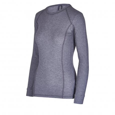 Dámské termo triko s dlouhým rukávem AUTHORITY-DAMETYNA grey