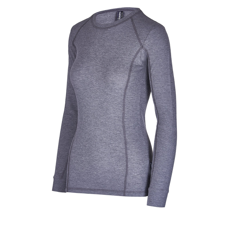 Dámske termo tričko s dlhým rukávom AUTHORITY-DAMETYNA grey -