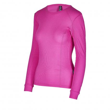 Dámské termo triko s dlouhým rukávem AUTHORITY-DAMETYNA pink
