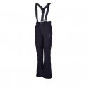 Dámské lyžařské softshellové kalhoty AUTHORITY-NUSSYA black -