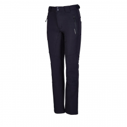 Dámske turistické softshellové nohavice AUTHORITY-NERRYA black
