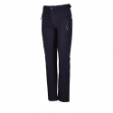 Dámske turistické softshellové nohavice AUTHORITY-NERRYA black -