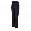 Dámské turistické softshellové kalhoty AUTHORITY-NERRYA black -