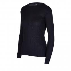 Dámske termo tričko s dlhým rukávom AUTHORITY-DAMETYNA black