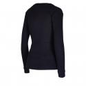 Dámske termo tričko s dlhým rukávom AUTHORITY-DAMETYNA black -