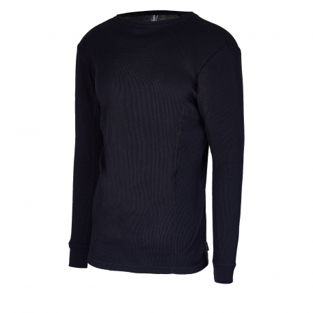 Pánské termo tričko s dlouhým rukávem AUTHORITY-DAMYTO black
