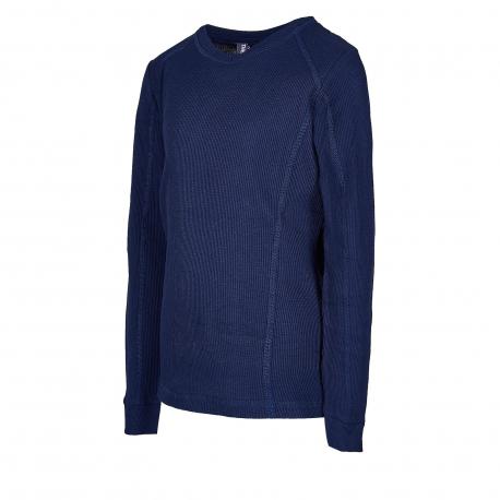 Detské termo tričko s dlhým rukávom AUTHORITY KIDS-DANTYNA dk blue