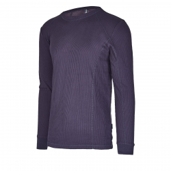 Pánske termo tričko s dlhým rukávom AUTHORITY-DAMYTO dk grey