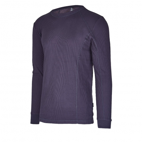 Pánské termo tričko s dlouhým rukávem AUTHORITY-DAMYTO dk grey