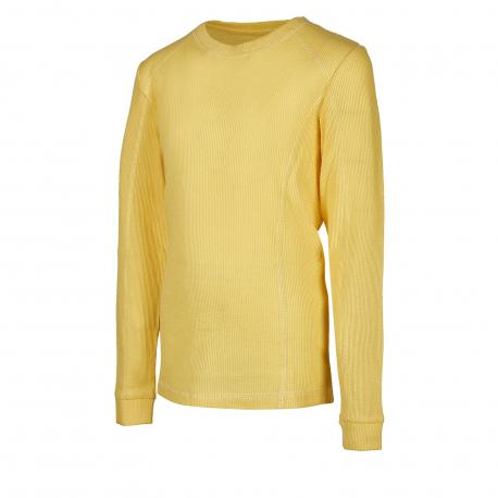 Detské termo tričko s dlhým rukávom AUTHORITY KIDS-DANTYNA yellow