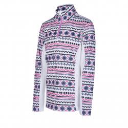 Dívčí triko s dlouhým rukávem AUTHORITY-DRY7W II G pink