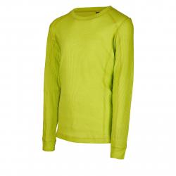 Detské termo tričko s dlhým rukávom AUTHORITY-DANTYNA neon