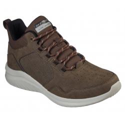 Pánska vychádzková obuv SKECHERS-Ultra Flex 2.0 - Alcrest chocolate