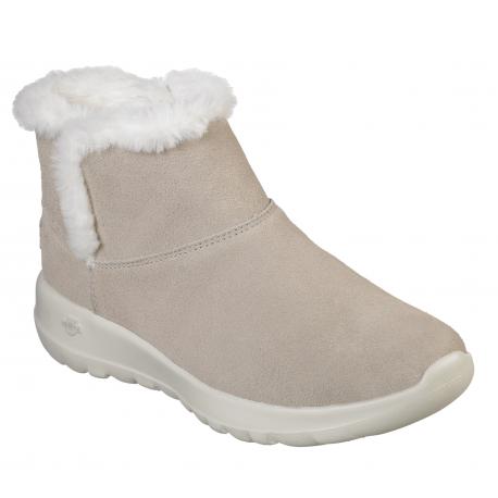 Dámska vychádzková obuv SKECHERS-On-The-Go Joy - Bundle Up