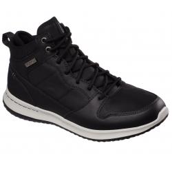 Pánska vychádzková obuv SKECHERS-Delson - Selecto black