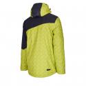 Pánska lyžiarska bunda AUTHORITY-FURT90 neon -