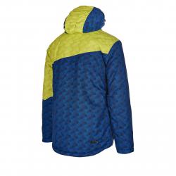 Pánska lyžiarska bunda AUTHORITY-FURT90 dk blue