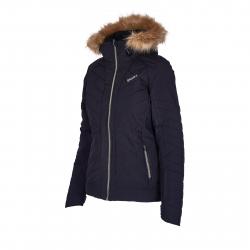 Dámska lyžiarska bunda BLIZZARD-Viva Ski Jacket Cortina, black/bronze