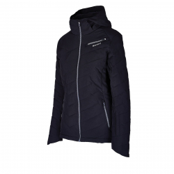 Dámska lyžiarska bunda BLIZZARD-Viva Ski Jacket Carezza, black/silver