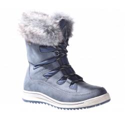 Dámska zimná obuv vysoká NORDBRANDT-210-020-35-navy