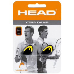 Tlmič HEAD-Xtra Damp BLACK