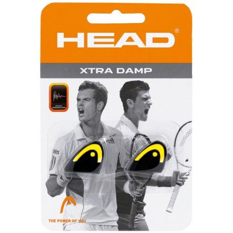 Tlumič HEAD-Xtra Damp BLACK