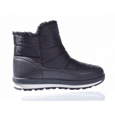 Dámska zimná obuv stredná WESTPORT-238-001-90-black
