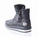 Dámska zimná obuv stredná WESTPORT-238-001-90-black -