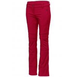 Dámske lyžiarske softshellové nohavice FUNDANGO-Gelena-352-coral