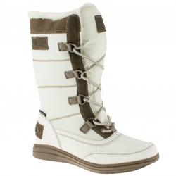 Dámská zimní obuv vysoká VEMONT-Vulcan white / brown