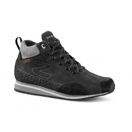 Dámska turistická obuv stredná TREZETA-Blues Ws WP black