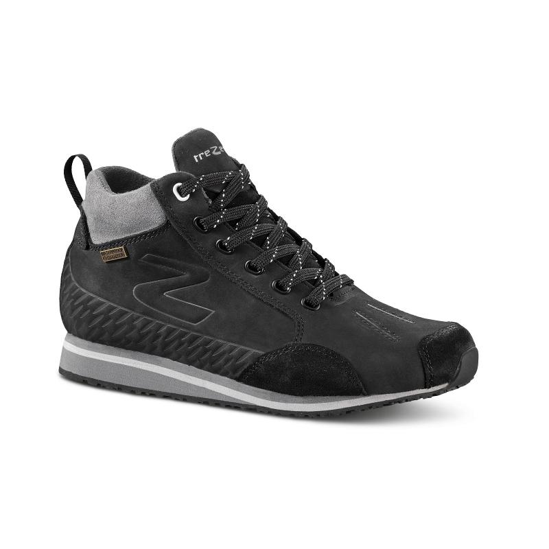 Dámska turistická obuv stredná TREZETA-Blues Ws WP black -