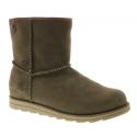 Dámska zimná obuv vysoká BRUNO BANANI-Medelby brown -