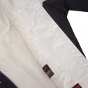 Dámska lyžiarska bunda NORTHFINDER-AMITY-darkred -