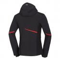 Pánská lyžařská bunda NORTHFINDER-CYRUS-blackred -