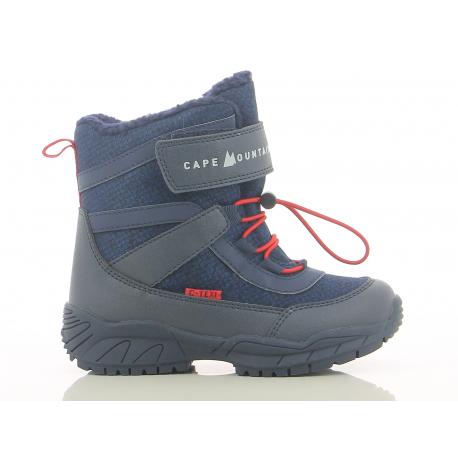 Dětská zimní obuv vysoká V + J-Tilstock
