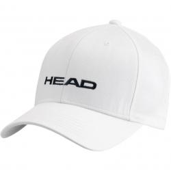 Tenisová šiltovka HEAD-Promotion cap WHITE