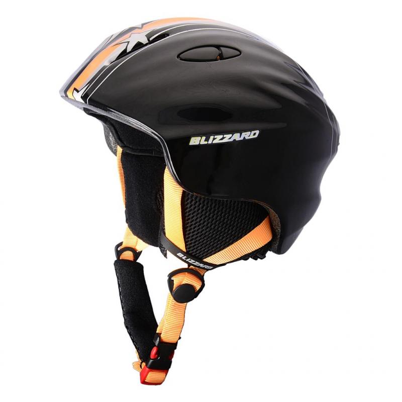 a87be49d0 Detská lyžiarska prilba BLIZZARD MAGNUM ski helmet, orange star shiny